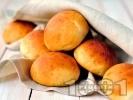 Рецепта Домашни питки с кимион (със суха мая)